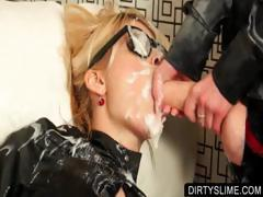 wam-slut-getting-mouth-cummed