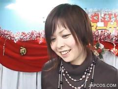 Attractive Japanese Playing Sex Games
