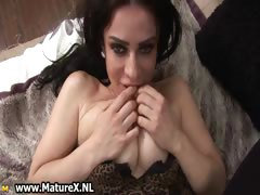 slutty-mature-housewife-in-black-part1