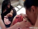 Big ass Japanese mature mom showing her part6