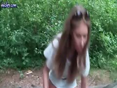 wild-girl-gets-laid-in-forest