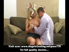 horny-blonde-hitchhiker-flashing-tits-and-doing-blowjob-for
