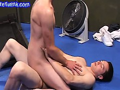 Handsome Young Boys Anal Fucking
