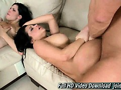 Rebeca Linares And Abella Anderson These Double Asses