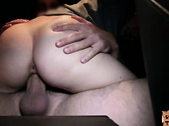 Russian Lola Rides And Gets Fucked Hard