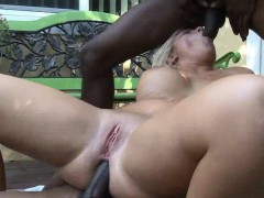 Seductive Sexy Blonde Babe Blowjob And Banged In The Jacuzzi