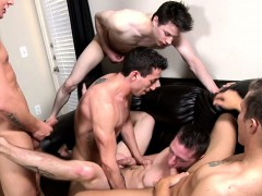 Gaysex Hunk Assfucked And Jizzed On