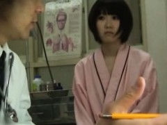 Real Japanese Amateur Watched By Voyeur
