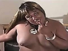 Fat Black Amateur Shemale