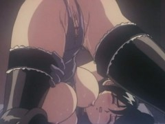 Hentai Dickgirl Gets Fucked In Orgy With Girls