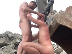 Sex By The Excavator