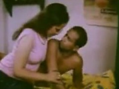 Curvy Indian Getting Kissed