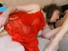 Lesbians Having Fun With That Pussy