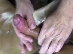 Gay Guy Playing With Black Cock Closeup