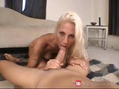Blonde Milf With Big Tits Nailed