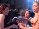 Ana Nova Redhead fighting for her share of dick