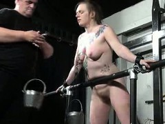 Slave Molly Submitted To Bizarre Punishments
