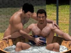3d Gay Army Boys!