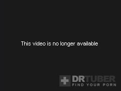 Ball Gag Brunette Bent Over And Spanked