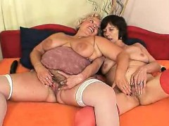 Well rounded Blondie Mamma Gets Her Pussy Drilled By Other