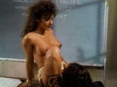 College Slut Getting Fucked On Teachers Desk