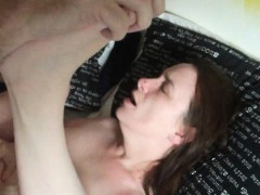 Squirting Loads Of Juice From Anal Sex