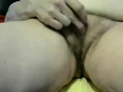 58-years-old-granny-patricia-rubbing-clit-at-home