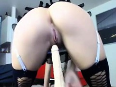 gorgeous-amateur-slut-in-maid-outfit-fucks-her-pussy-good