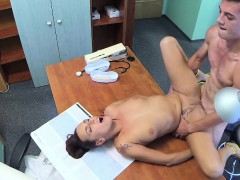 fakehospital-sexy-nurse-makes-doctors-son-cum-twice