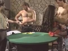 Domonique Simone, Derek Lane, Randy West In Ron Jeremy