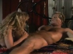 Victoria Paris, Randy West In Slim Baby Doll In Dreamy Sex