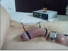 Boy Wanking Cum