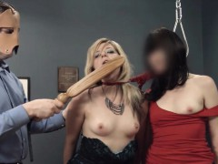 Extremely Hardcore Bdsm Rope Sex With Butthole Action
