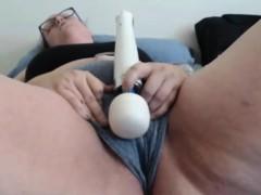 Squirting A Huge Load In My Panties