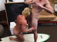 Gay Men Pawn Sex Blonde Muscle Surfer Guy Needs Cash