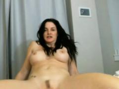 Wild Bedroom Masturbation Mature Housewife Vanessa