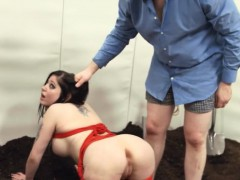 Fashionable Bdsm Anal Action In Gangbang