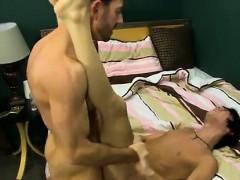 Bdsm Men Long Hair Gay Kyler Moss' Chores Around The Buildin