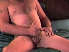 Mature Amateur Jamie Jacking Off