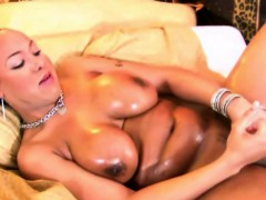 corpulent-shemale-with-massive-tits-jerks-huge-black-cock