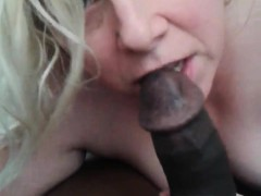 Cock yearning Blonde Gilf Is Eager To Taste A Black Love Ro