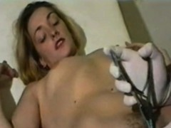 German Piercing, Ouch! Freefetishtvcom