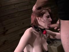 Fetishnetwork Velma Dearmond Rope Tied