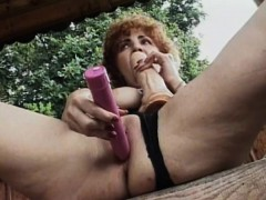Slutty Mature Woman Gropes And Pleasures Herself For The Camera