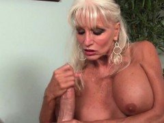 bigtitted-mature-tugging-on-dick-pov