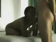 Young Thai Hooker Serves Big White Cock Freefetishtvcom