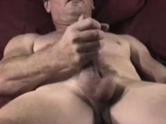 Mature Amateur Jimmy Jacking Off