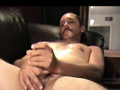 Mature Amateur Patrick Jacking Off