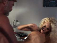 sexy-young-blonde-fucks-grandpa-swallows-cumshot