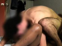 Нарезка как кончают на грудь
